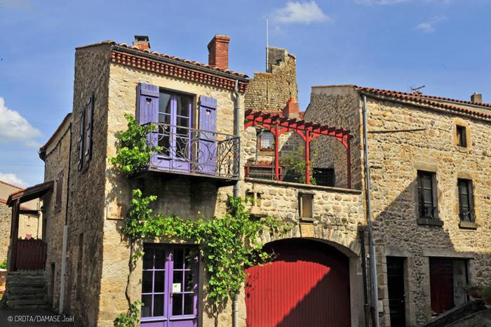 Auvergne Montpeyroux