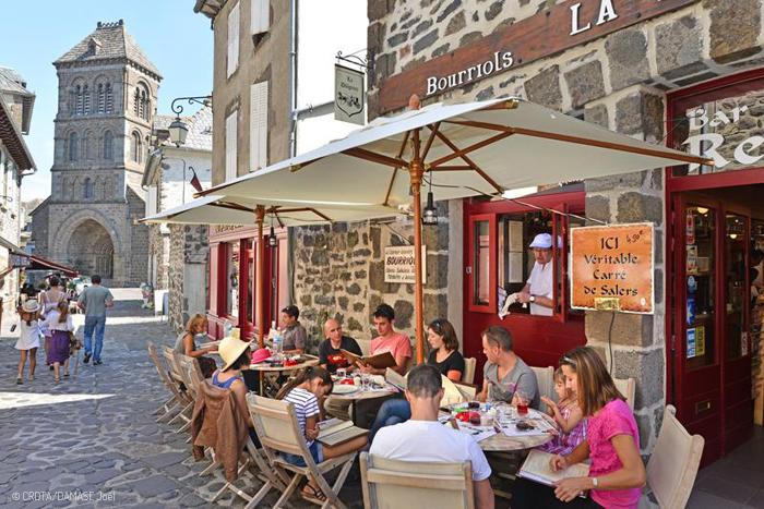 Auvergne Salers