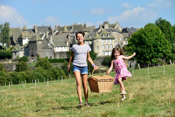 Auvergne Villages ET