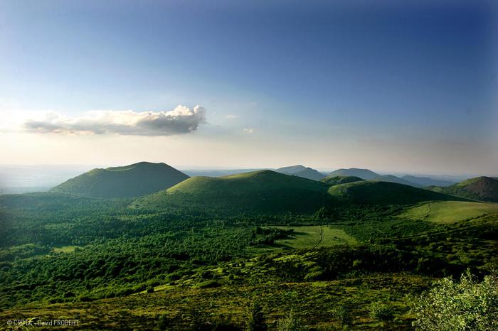 Auvergne Volcans