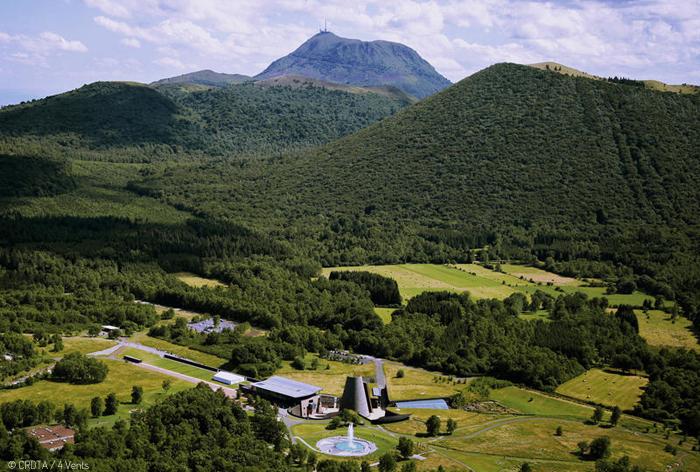 Auvergne Vulcania ET
