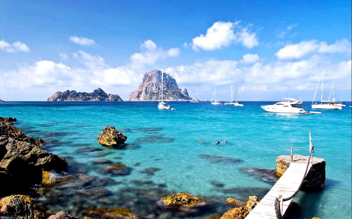 Baléares Vacances Croisière Ibiza