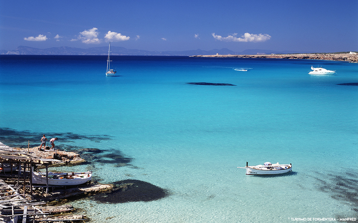 Baléares Vacances Formentera