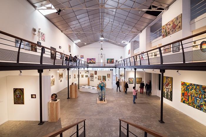 Le Musée Cérès Franco ou «la face cachée de l'art contemporain»