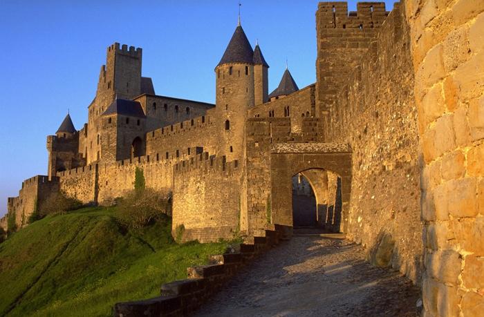 Carcassonne fevr 17