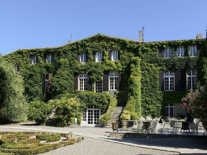 Chateau de Floure