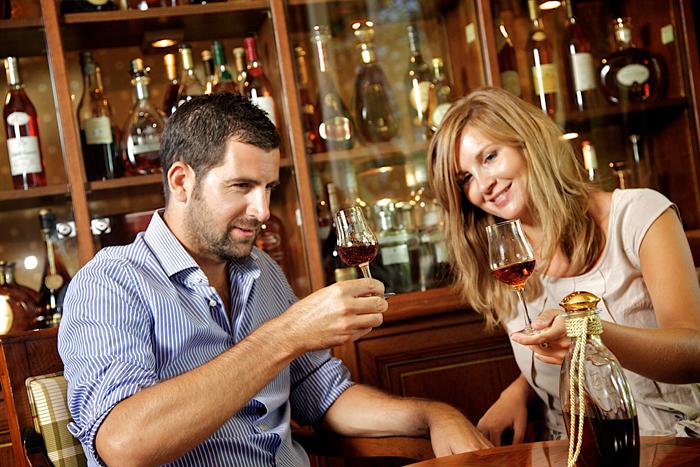 Cognac Verres