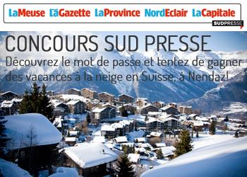 Concours Sud Presse Nendaz V