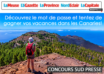Concours Sud Presse V Canaries
