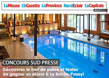 Concours Sud Presse V LaRochePosay