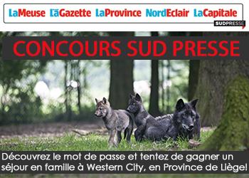Concours Sud Presse V Liège
