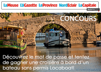 Concours Sud Presse V Locaboat