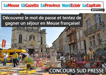 Concours Sud Presse V Meuse