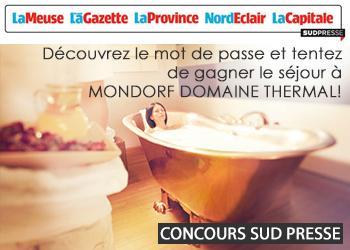 Concours Sud Presse V Mondorf 2020