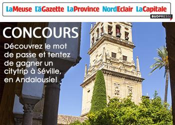 Concours Sud Presse V Séville