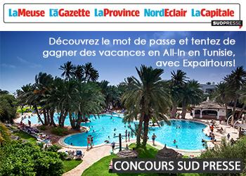 Concours Sud Presse V Tunisie