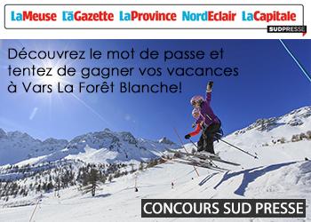 Concours Sud Presse V Vars