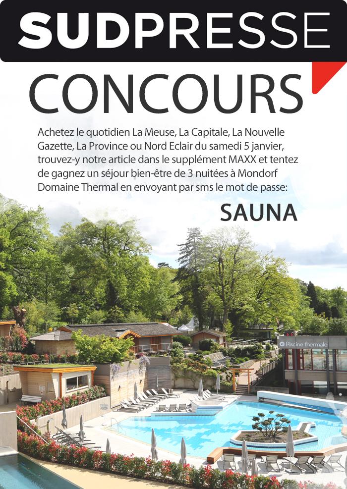Concours Sudpresse Mondorf