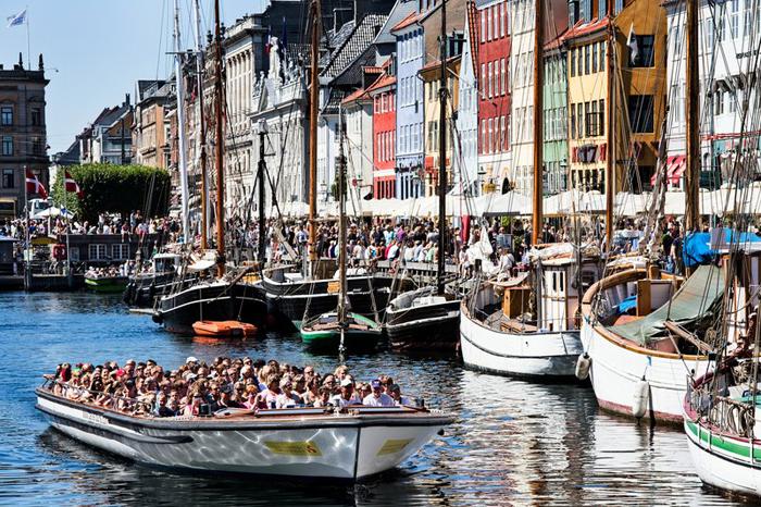 Copenhague Nyhavn 2