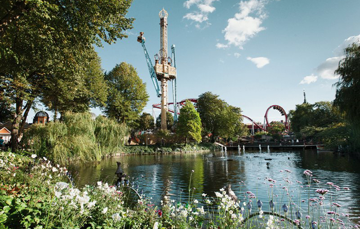 Copenhague Tivoli