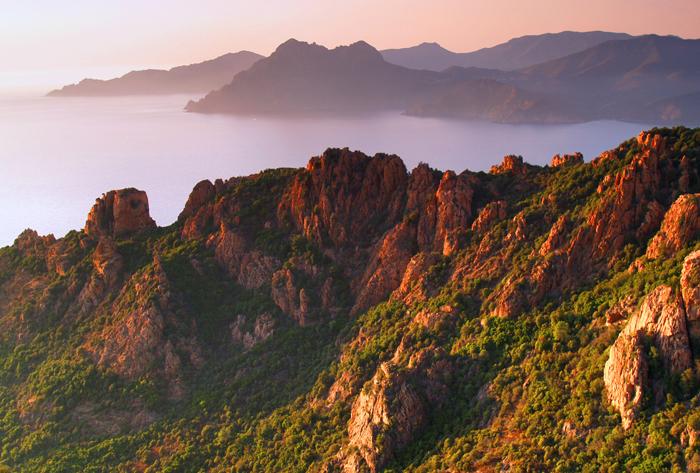 Corsica Calanques