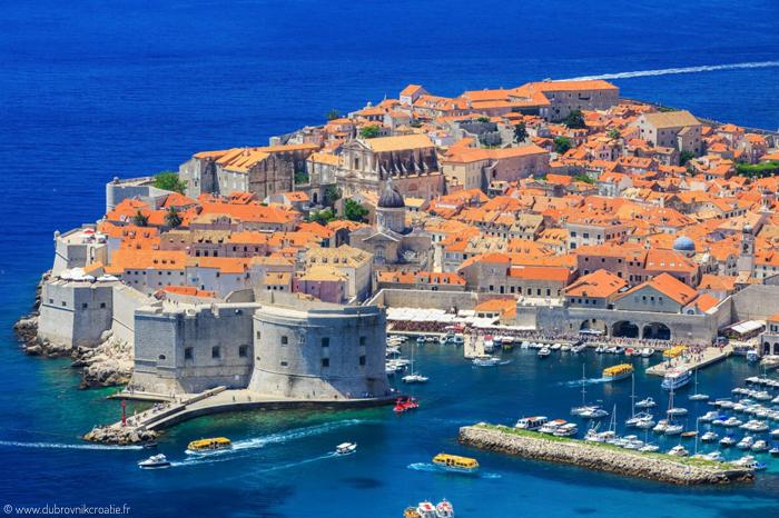 Croisière Croatie Dubrovnik