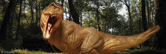 Dinosaures Vulcania2