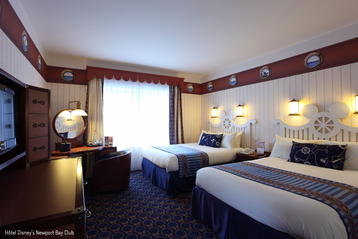 Disney Hotel Chambre