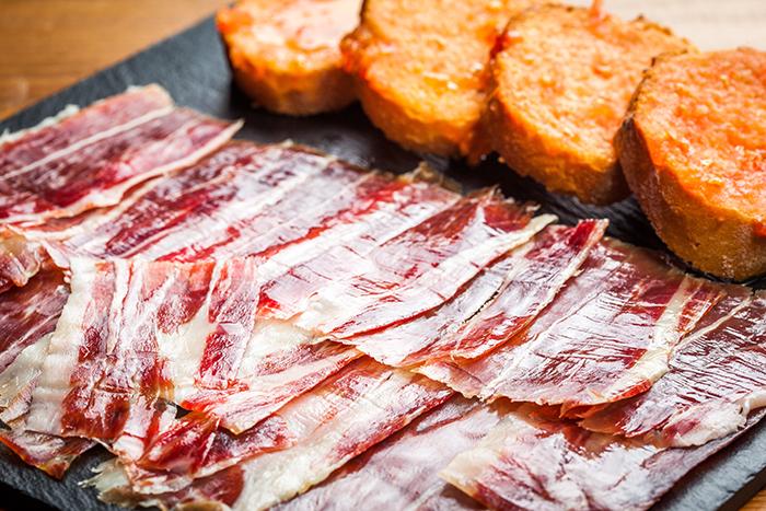 Espagne gourmande Jambon