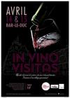 IN VINO VISITAS affiche