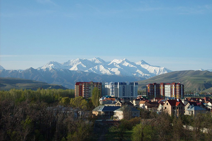 Kirghizistan Bishkek