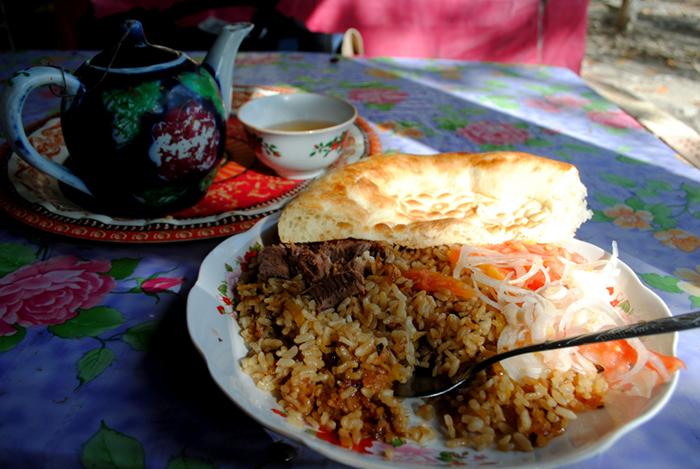 Kirghizistan bouffe