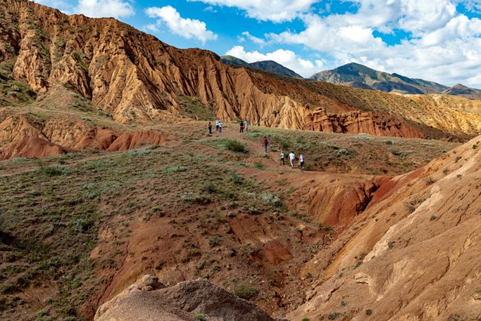 Kirghizistan rando