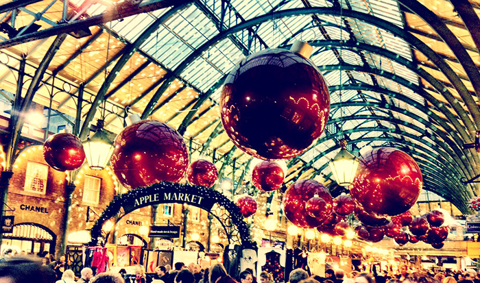 Londres Noel CoventGarden2