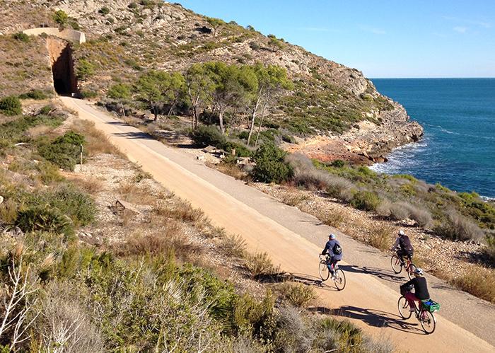 Espagne Nature Voies Vertes
