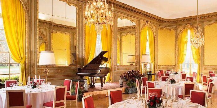chateau artigny banquets