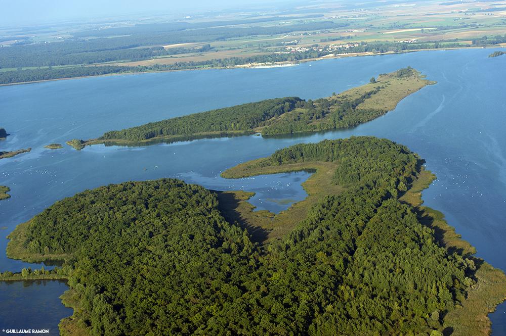 Meuse Lac de Madine