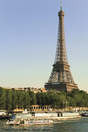 Paris Famille Batobus