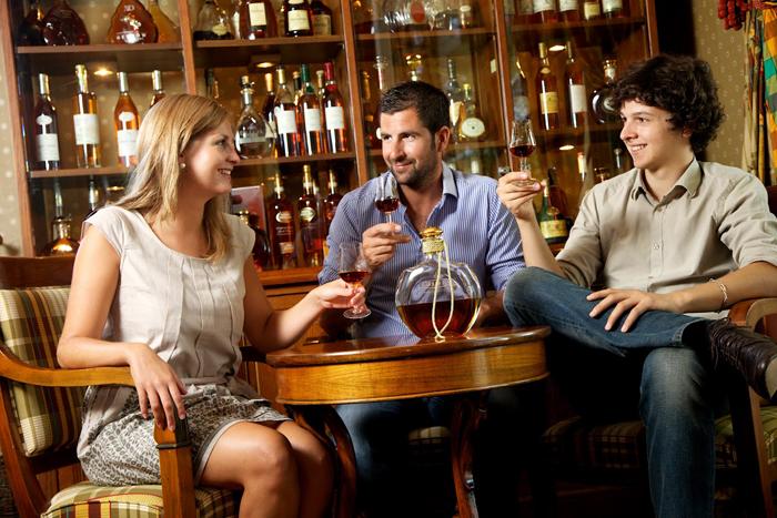 Poitou Cognac
