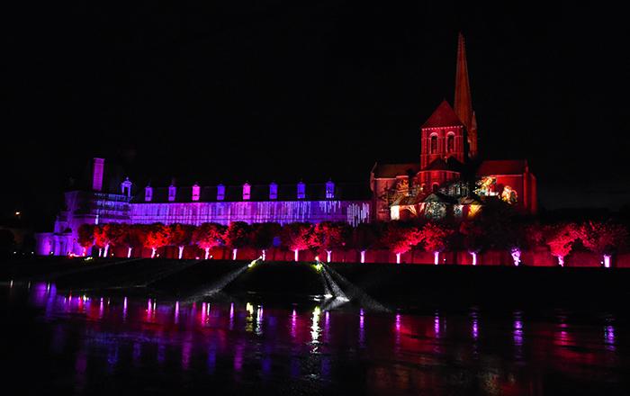 Poitou Eve NuitsRomanes