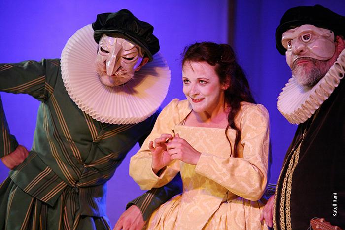 Poitou Eve TheatreAbbaye