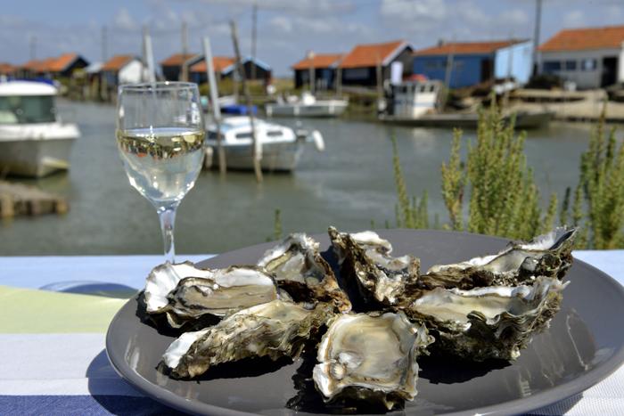 Poitou Gastronomie Huîtres
