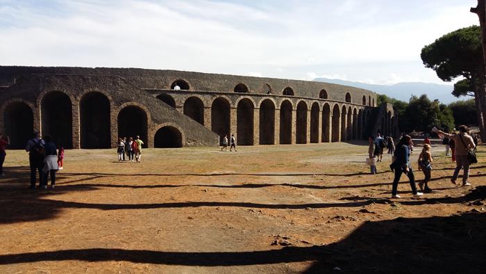 Pompei Colisée