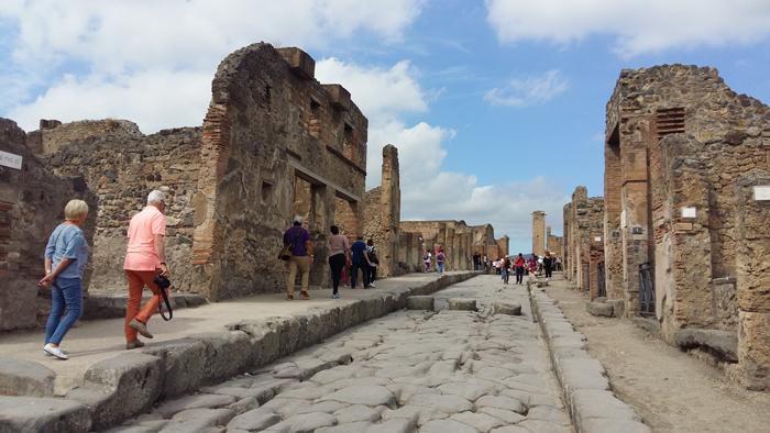 Pompei Rues