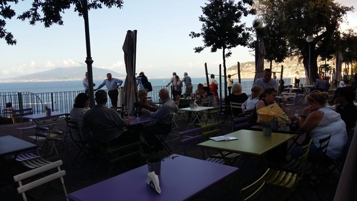 Pompei Sorrente Bar