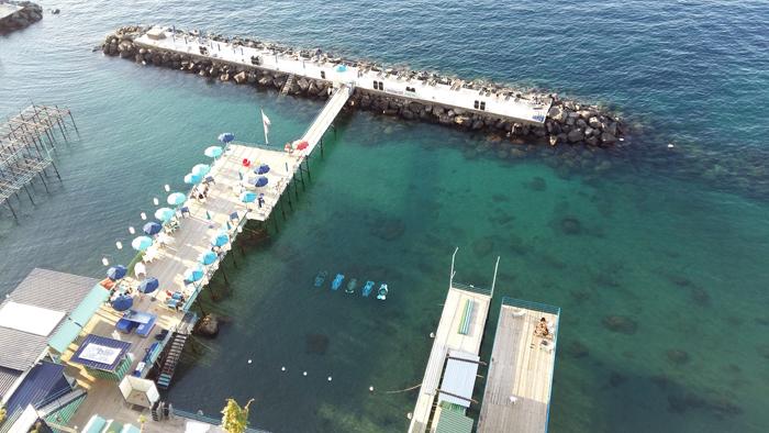 Pompei Sorrente Mer