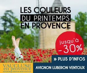 Provence Printemps Offre