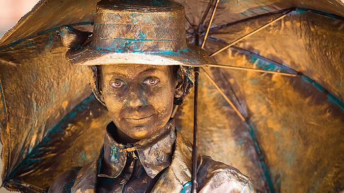 Quartier Latin Statues Statue