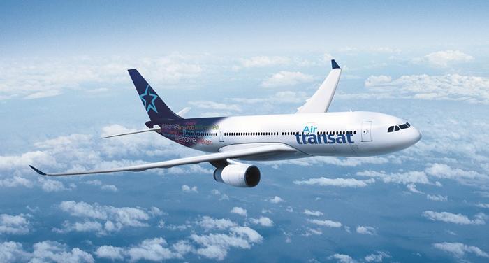 Quebec Air Transat Avion