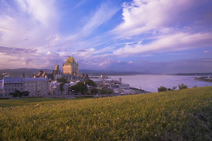 Quebec Montreal 2